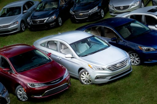 What Is the Most Affordable Midsize Sedan for 2015?
