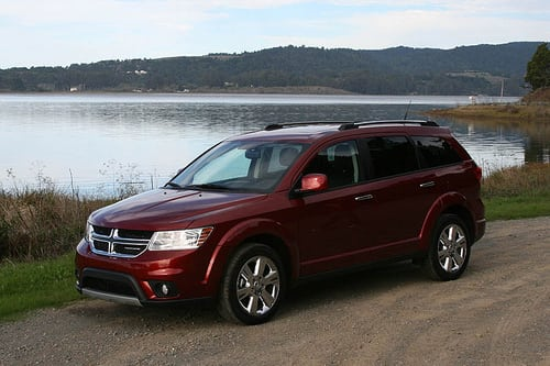 2011 Dodge Journey: First Drive