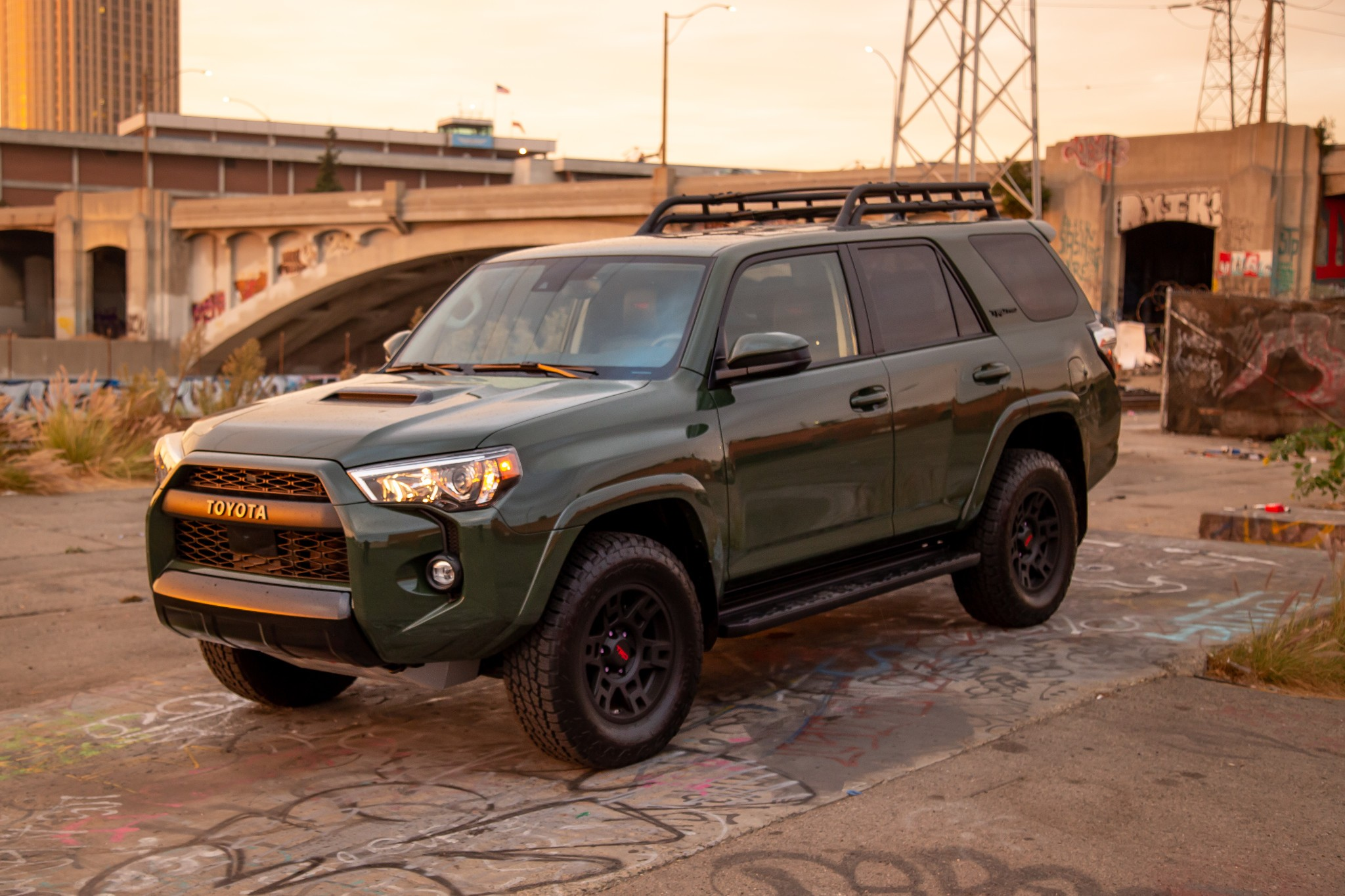 2020 Toyota 4Runner Review: At Home Where the Sidewalk Ends