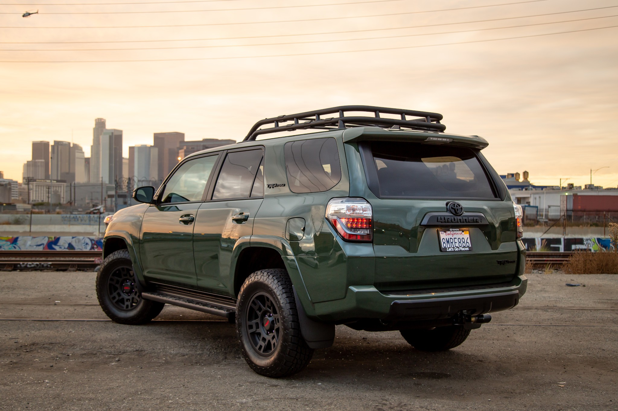 The 2020 Toyota 4runner Trd Pro is the Perfect Balance of Practical and Fun