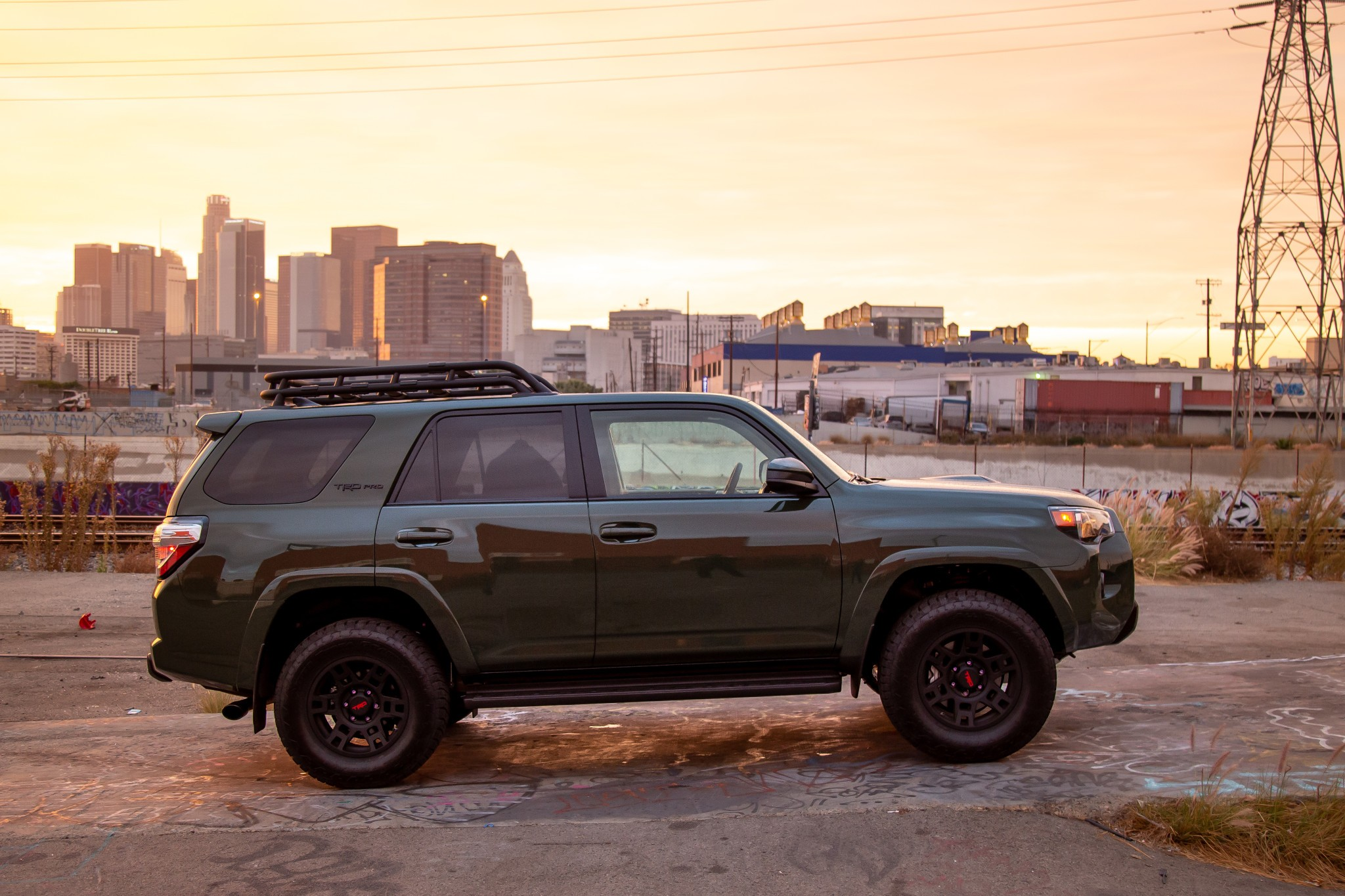 2020 Toyota 4Runner Review: At Home Where the Sidewalk Ends | News from Cars.com