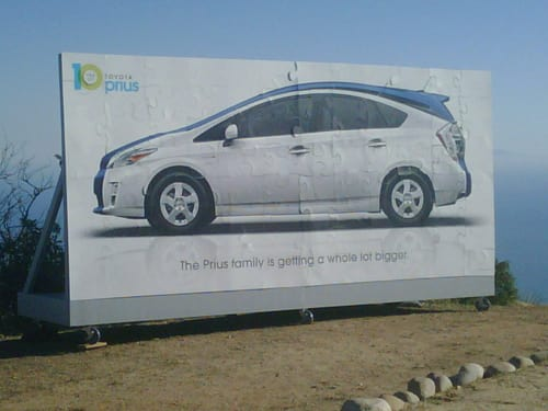 New Prius Model Coming to 2011 Detroit Auto Show