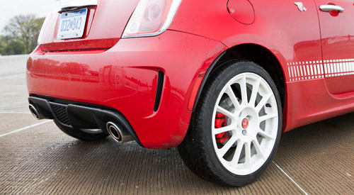 Why Your Neighbors Will Hate the Fiat 500 Abarth | News