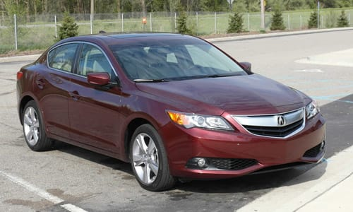 2013 Acura ILX vs  2012 Honda Civic: Which Would You Buy