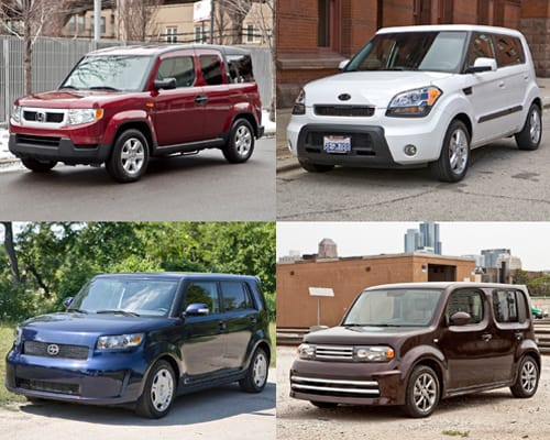 Honda Element And Scion XB Will Not Be Released Anytime Soon >> Kia Soul Last Box Standing News Cars Com