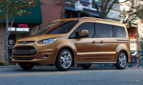 Big Families Find Choices are Limited for Full-Size Vans