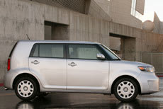 New 2008 Scion xB Pricing Announced