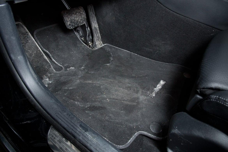 Long-Term 2015 Mercedes-Benz C-Class: Factory Vs  WeatherTech
