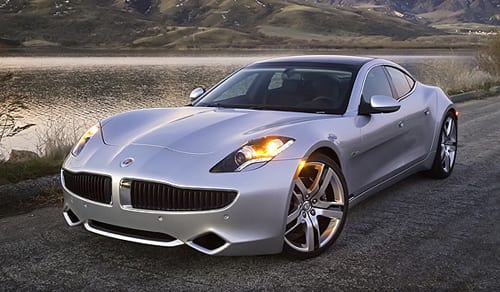 Consumer Reports Tests Faulty Fisker Karma