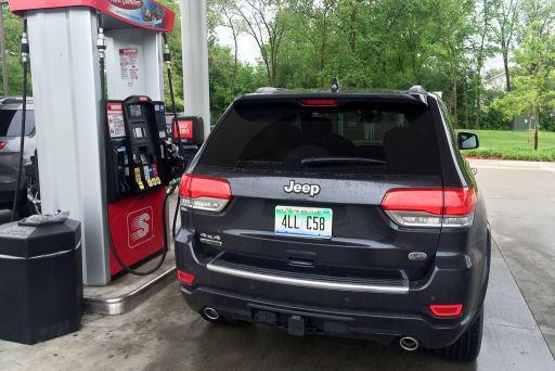 2015 Jeep Grand Cherokee EcoDiesel: Real-World Fuel Economy