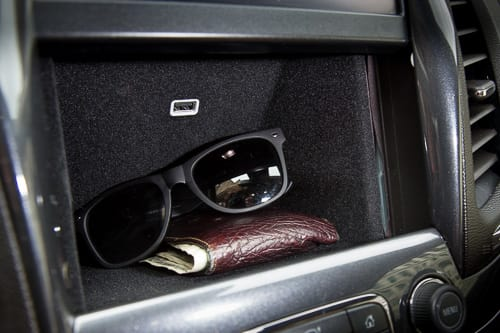 What Fits in the 2014 Chevy Impala's Hidden Compartment? | News