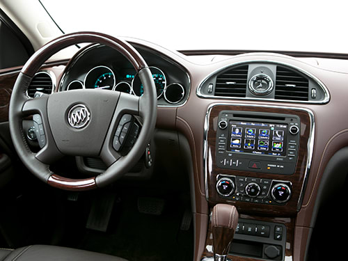 2013 buick enclave cargo cover