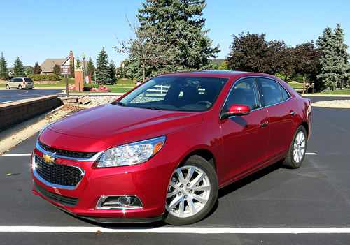 2014 Chevy Malibu For Sale >> 2014 Chevrolet Malibu First Drive News Cars Com