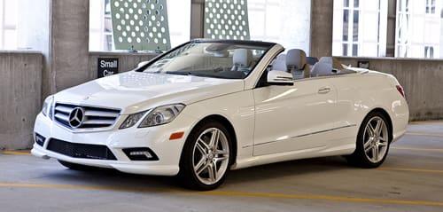Cars com Reviews the 2011 Mercedes-Benz E-Class Cabriolet