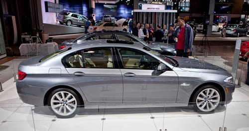 2010 New York Auto Show: Winners and Losers, Cars