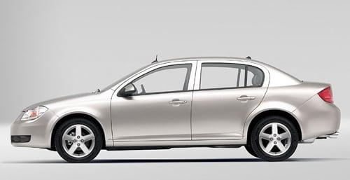 Recall Alert: 2005-2007 Chevrolet Cobalt, Pontiac G5   News