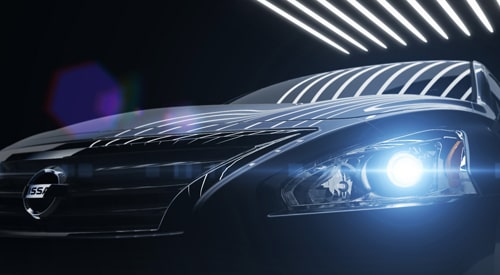 Nissan Continues 2013 Altima Tease