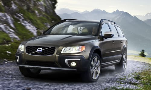 2014 Volvo XC70: What's Changed