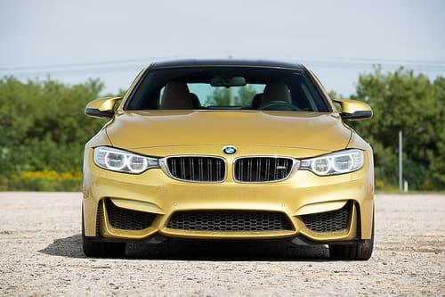 Is This The Ugliest Paint Color On A Great Car 2015 Bmw M4 Edition