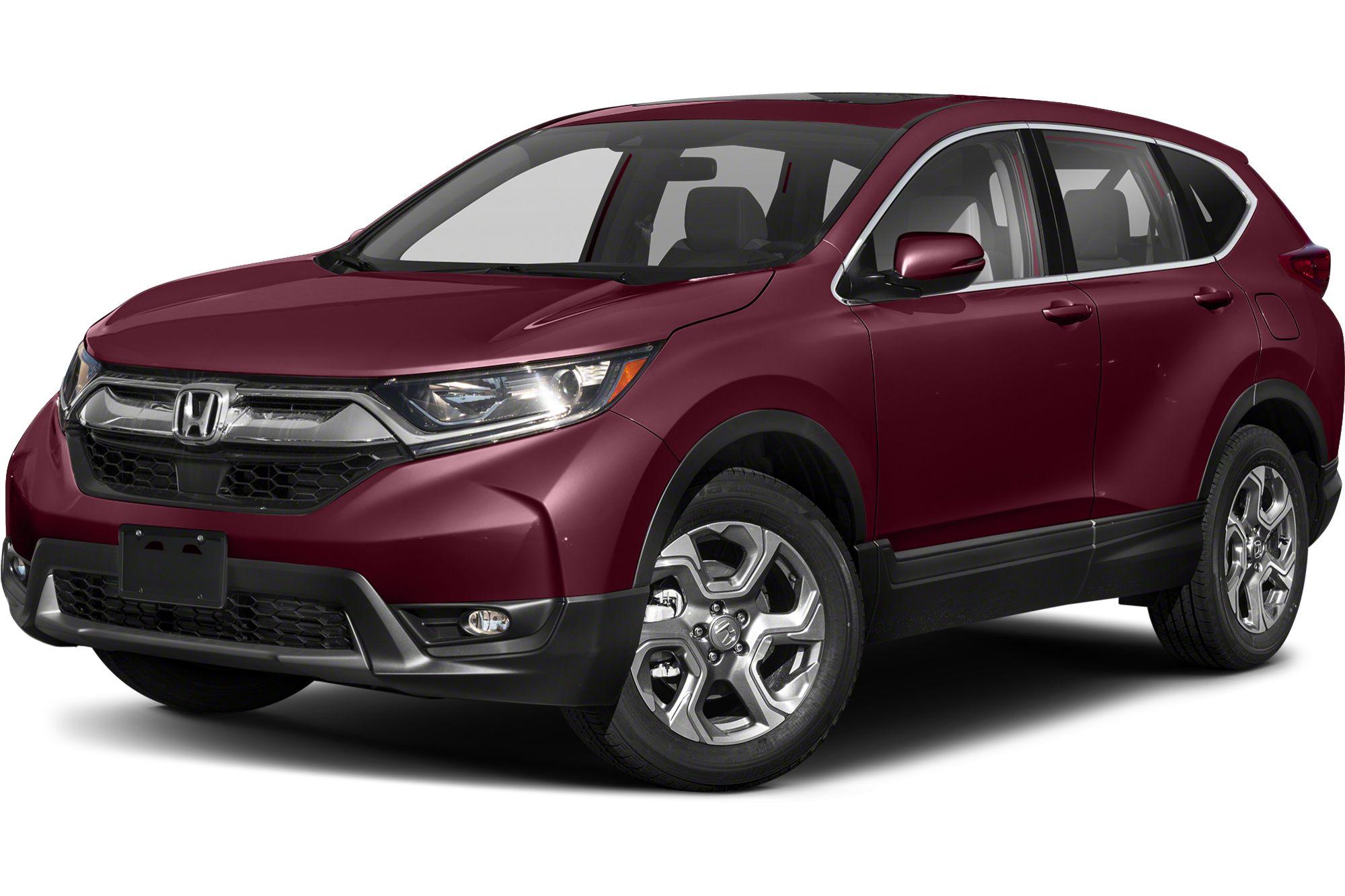 2019 Honda CR-V: Recall Alert