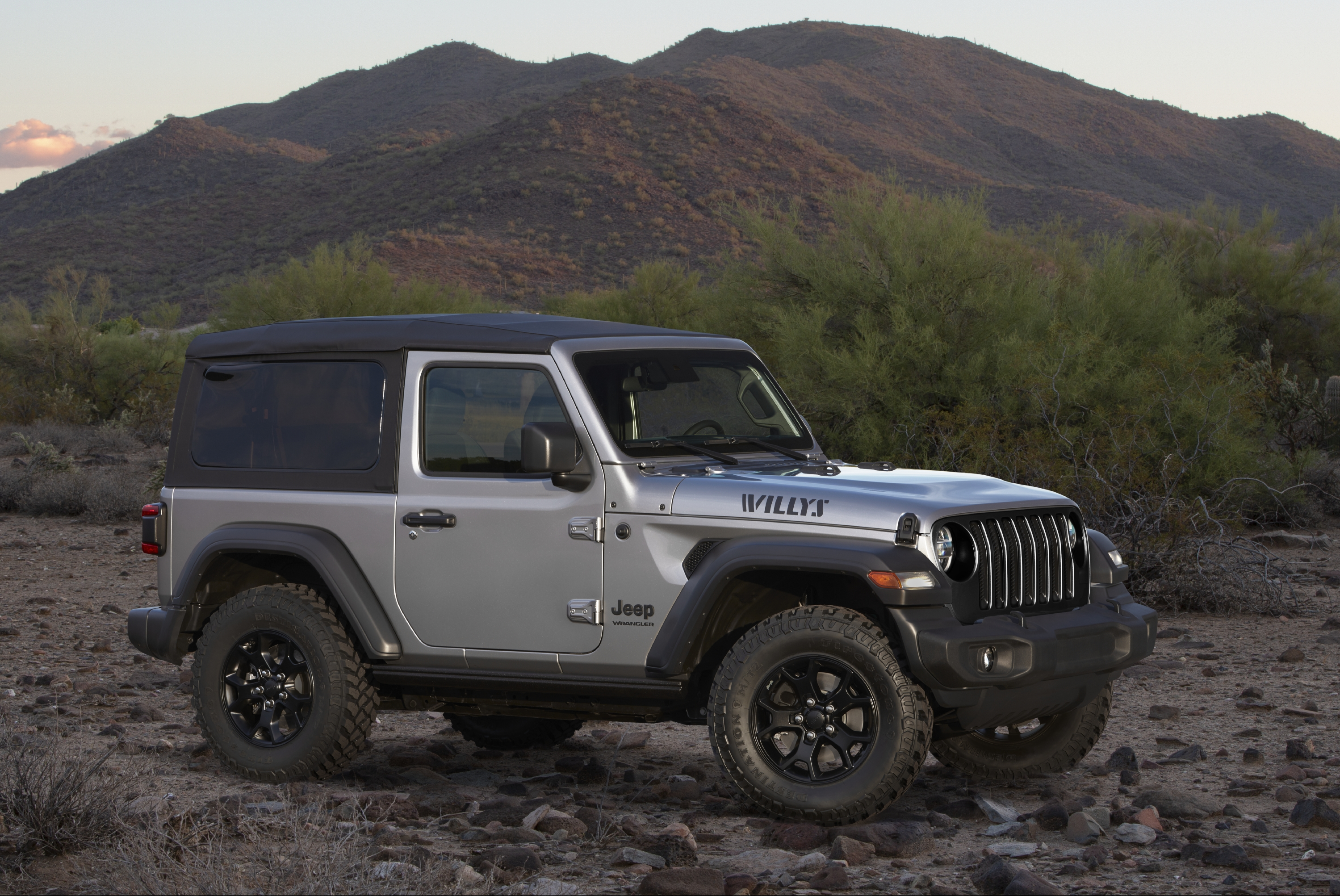 2020 Jeep Wrangler Gets Special Editions New and Old ...