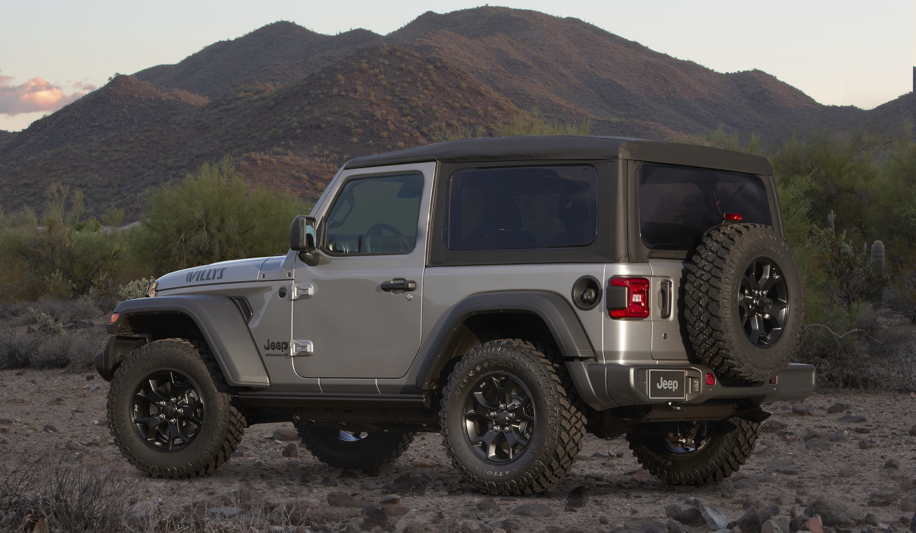 2020 Jeep Wrangler Gets Special Editions New and Old