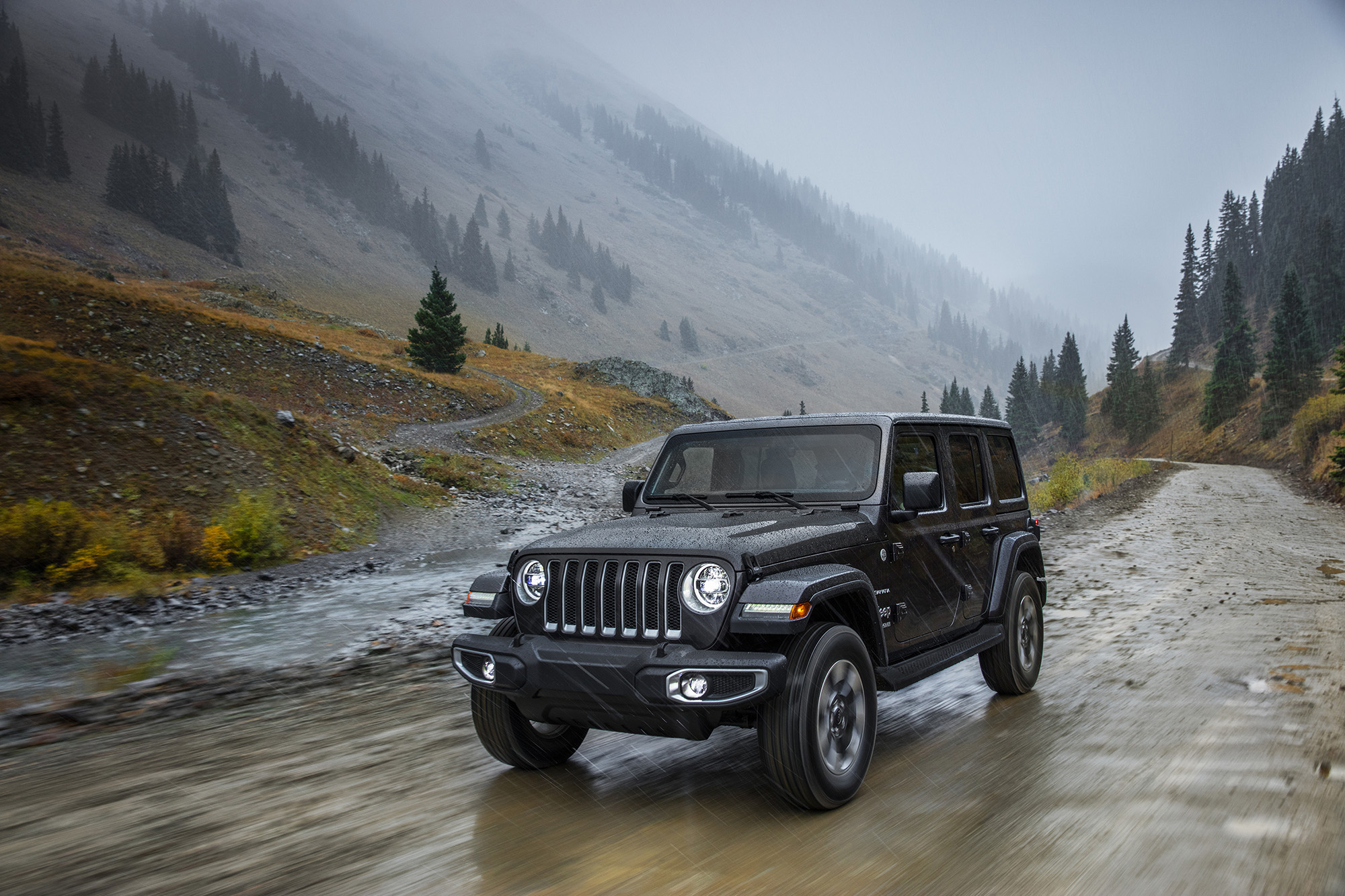 2020 Jeep Wrangler Adding Diesel Engine Option to Four ...