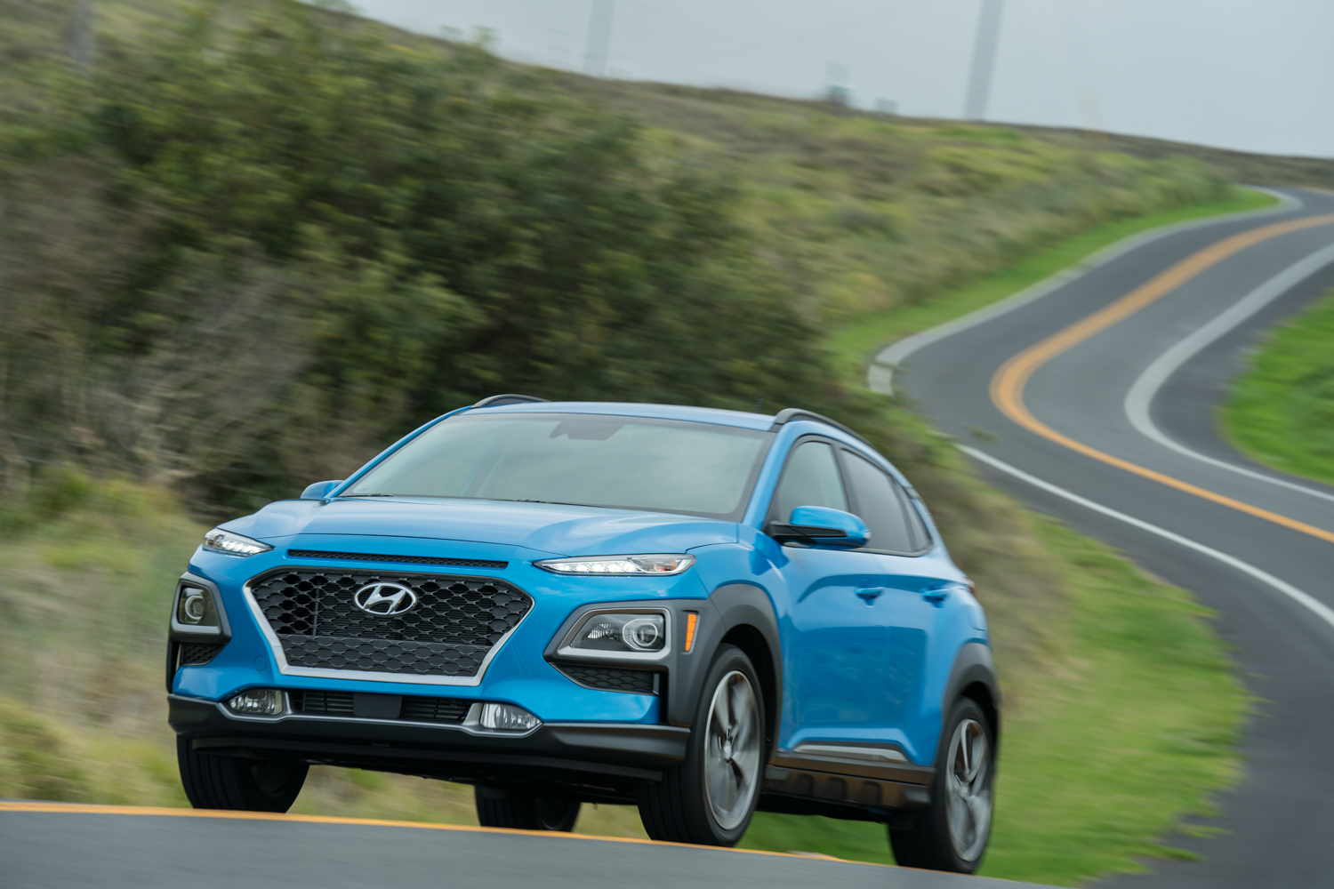 Hyundai Hat Trick: 3 2020 SUVs Score 5 Stars in Government Crash Tests
