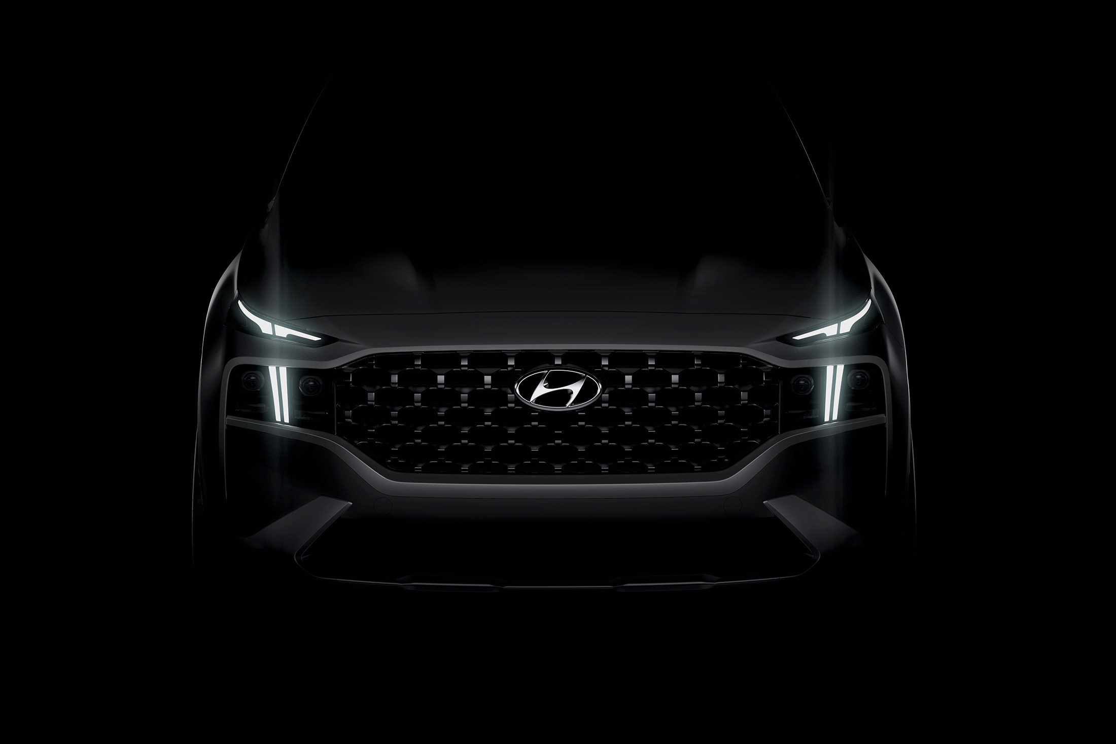 Updated Hyundai Santa Fe's Got Us Excited for 'Ultimate Family Adventure'