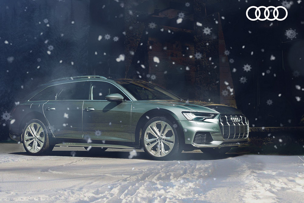 A Wagon for Christmas? Audi Unwraps 2020 A6 Allroad