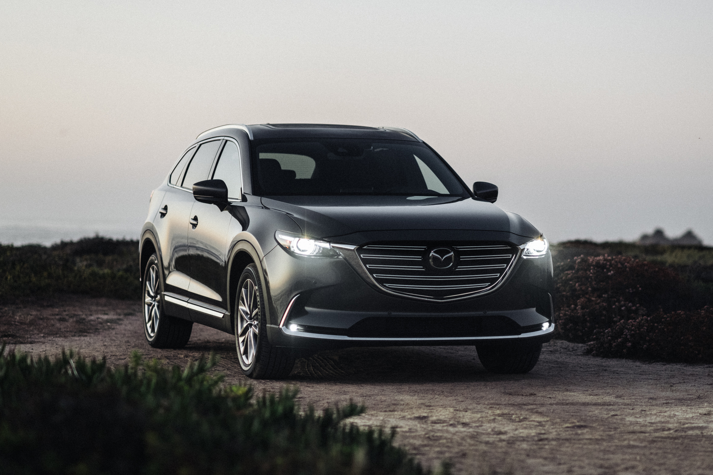 How Do Car Seats Fit in a 2020 Mazda CX-9?