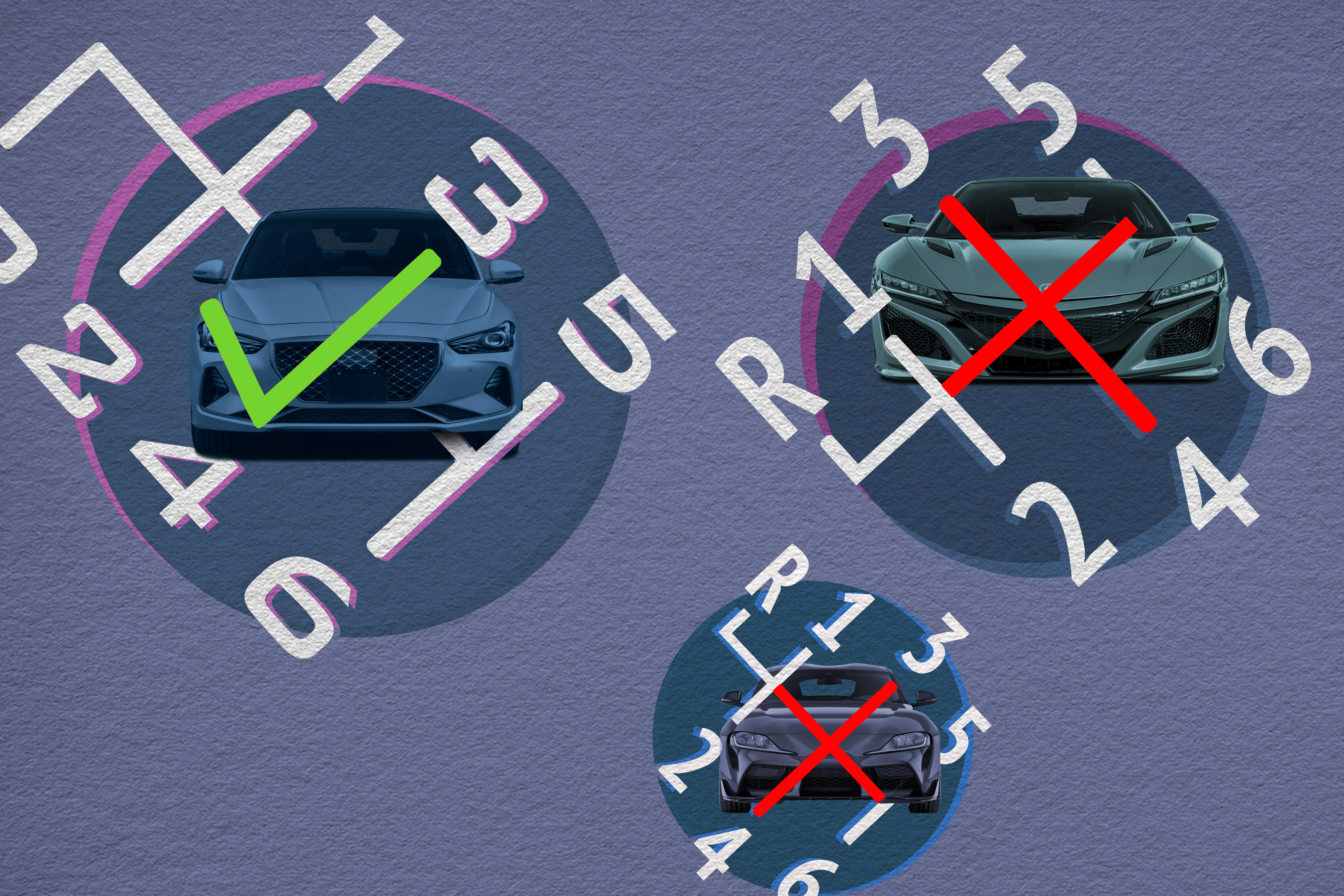 National Stick Shift Day: 6 Cars We Wish Had Manuals (and 3 We're OK Without)