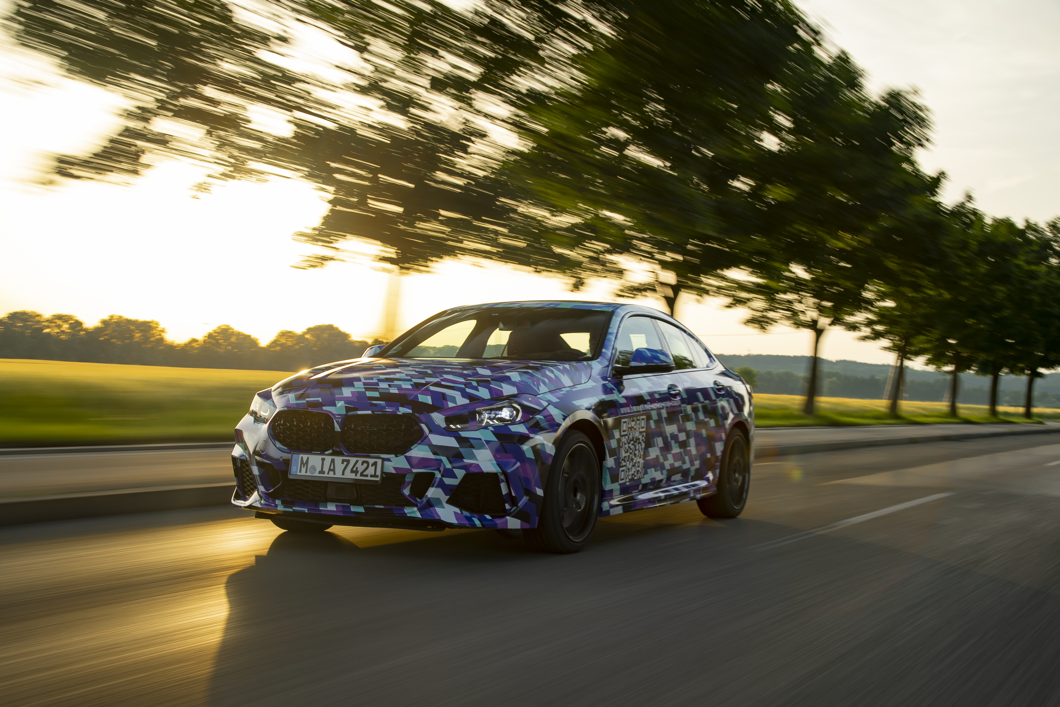 2020 BMW 2 Series Gran Coupe's Grand Entrance Set for L.A. Auto Show