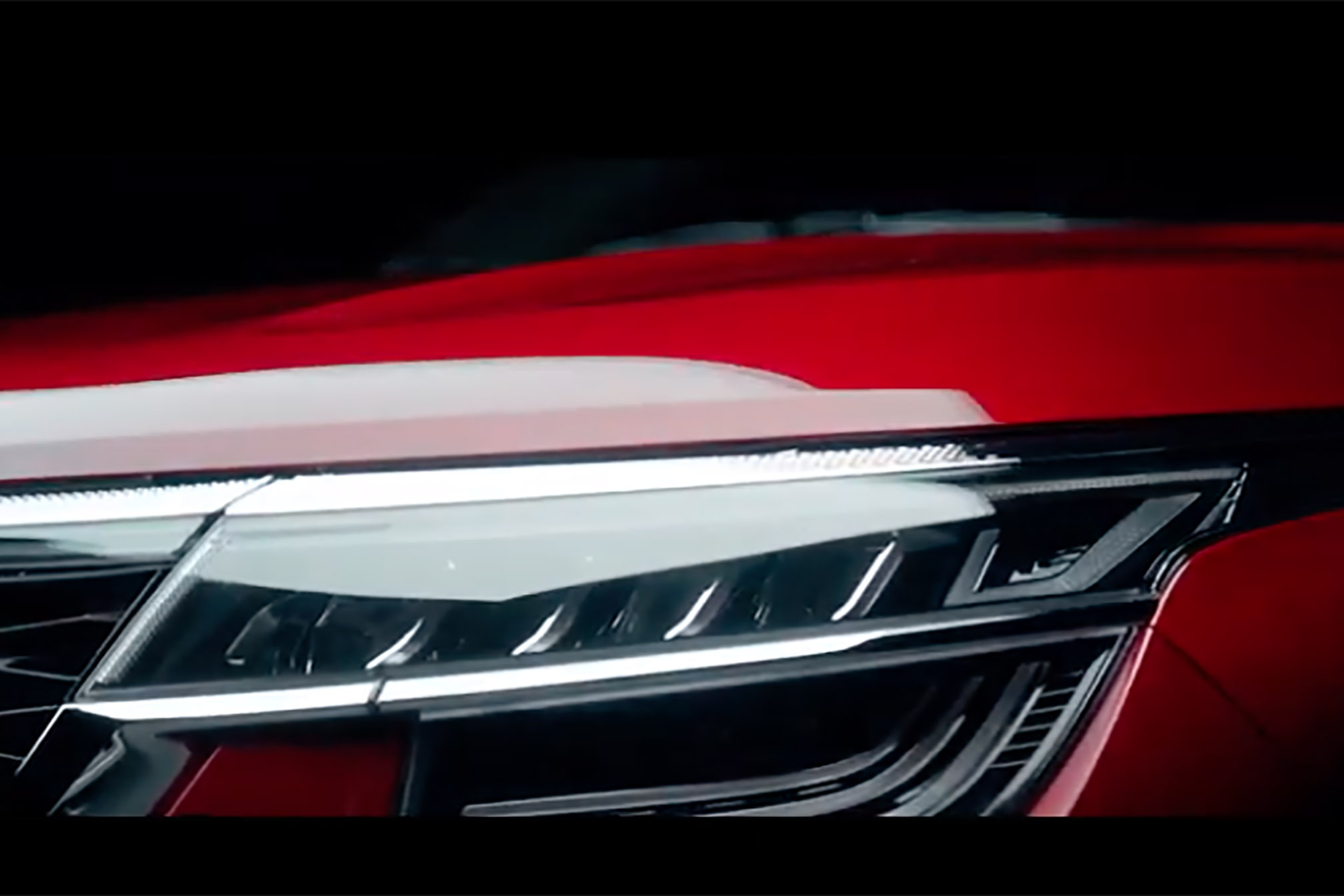 Kia Continues Seltos Strip Tease, Flashing More of All-New Small SUV
