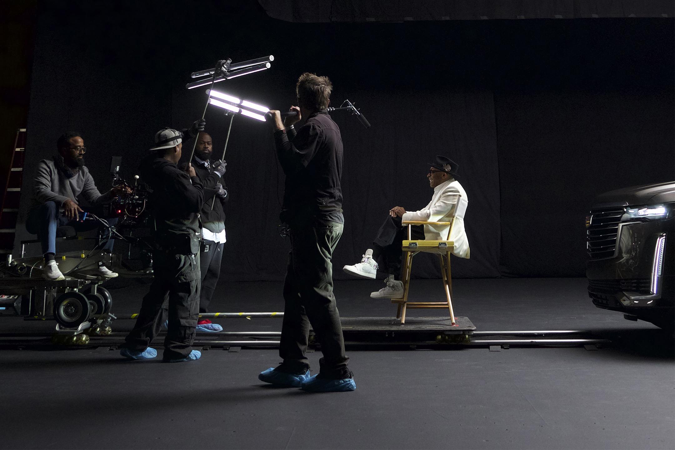 Oscar-winning auteur Spike Lee will introduce the 2021 Cadillac