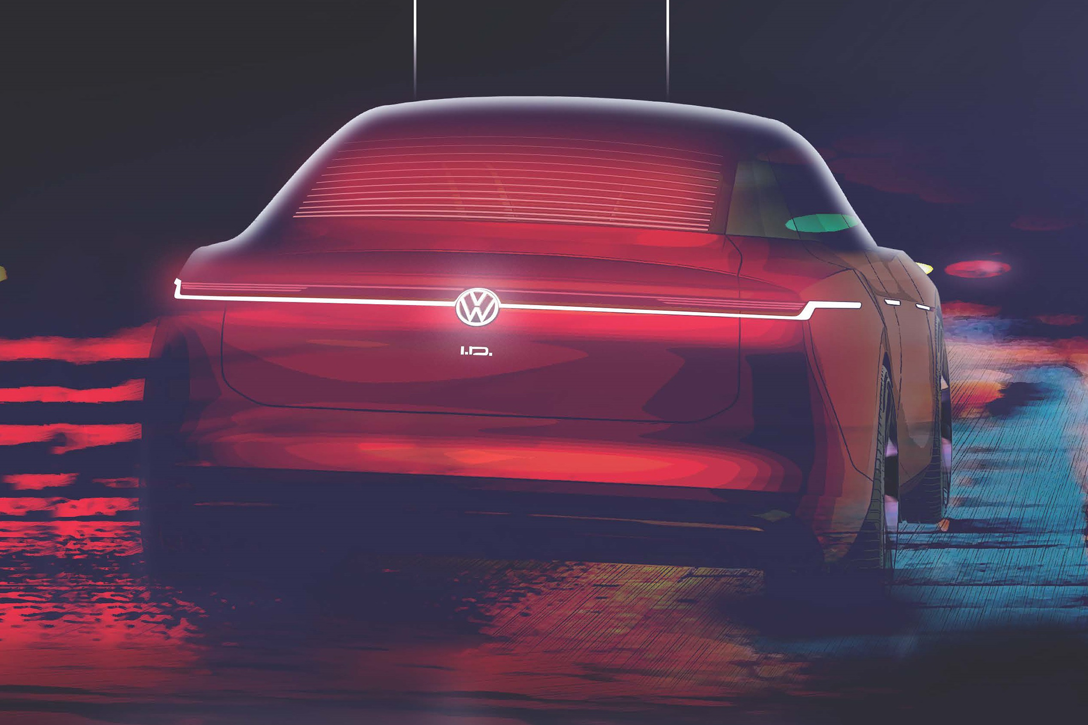 Must Show I.D.? Volkswagen to Flash Yet Another I.D. Concept in L.A.