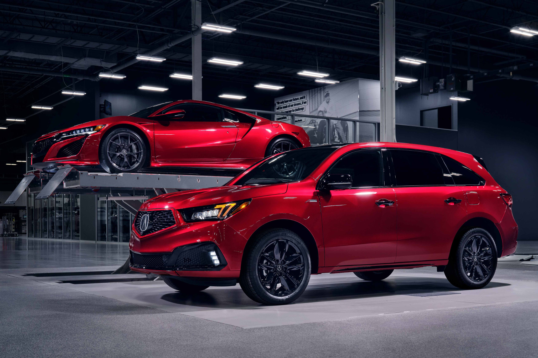 3 Things That Make The 2020 Acura Mdx Pmc Edition A 6 Person Nsx News Cars Com