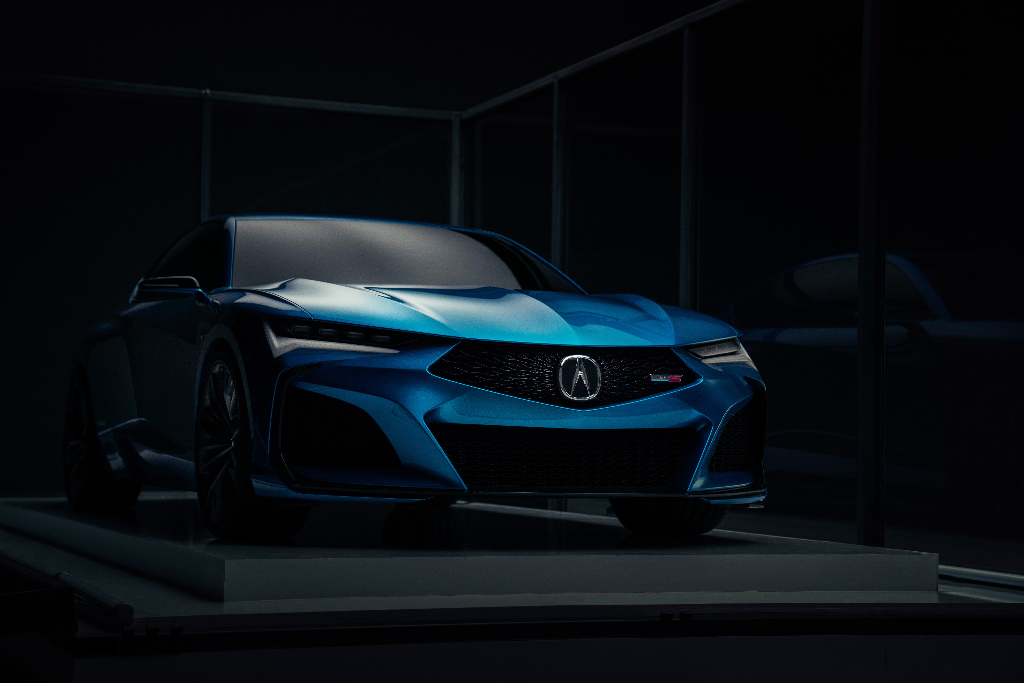 Acura Type S Concept Preview: Gimme All of That You Got