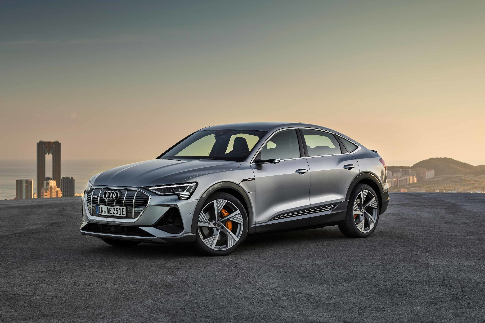 2020 Audi E-Tron Sportback: Sleek Looks Not Just for Show