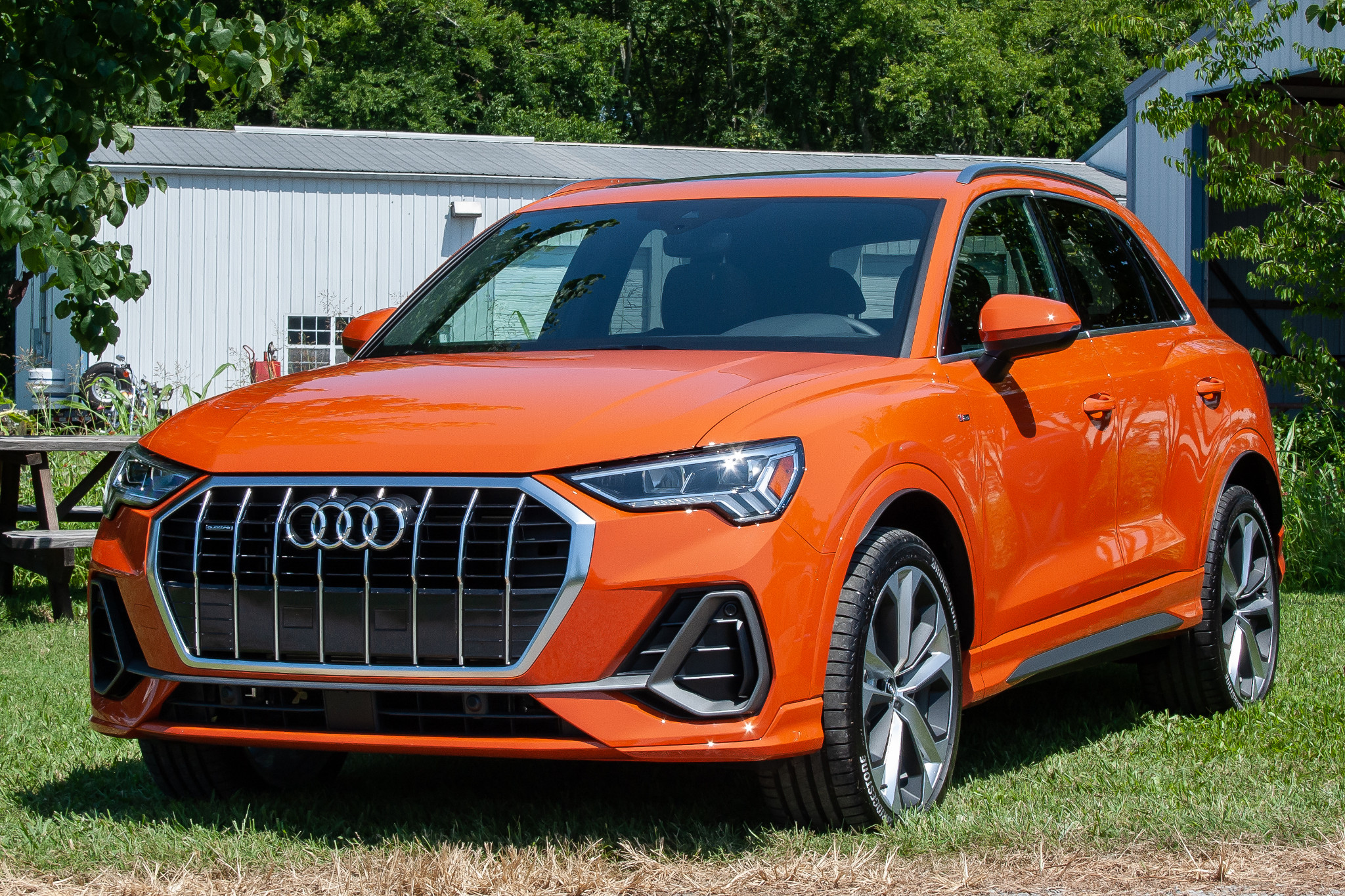 Keep It Simple, Stupid: How Well Does the 2019 Audi Q3 Single-Screen Setup Work?