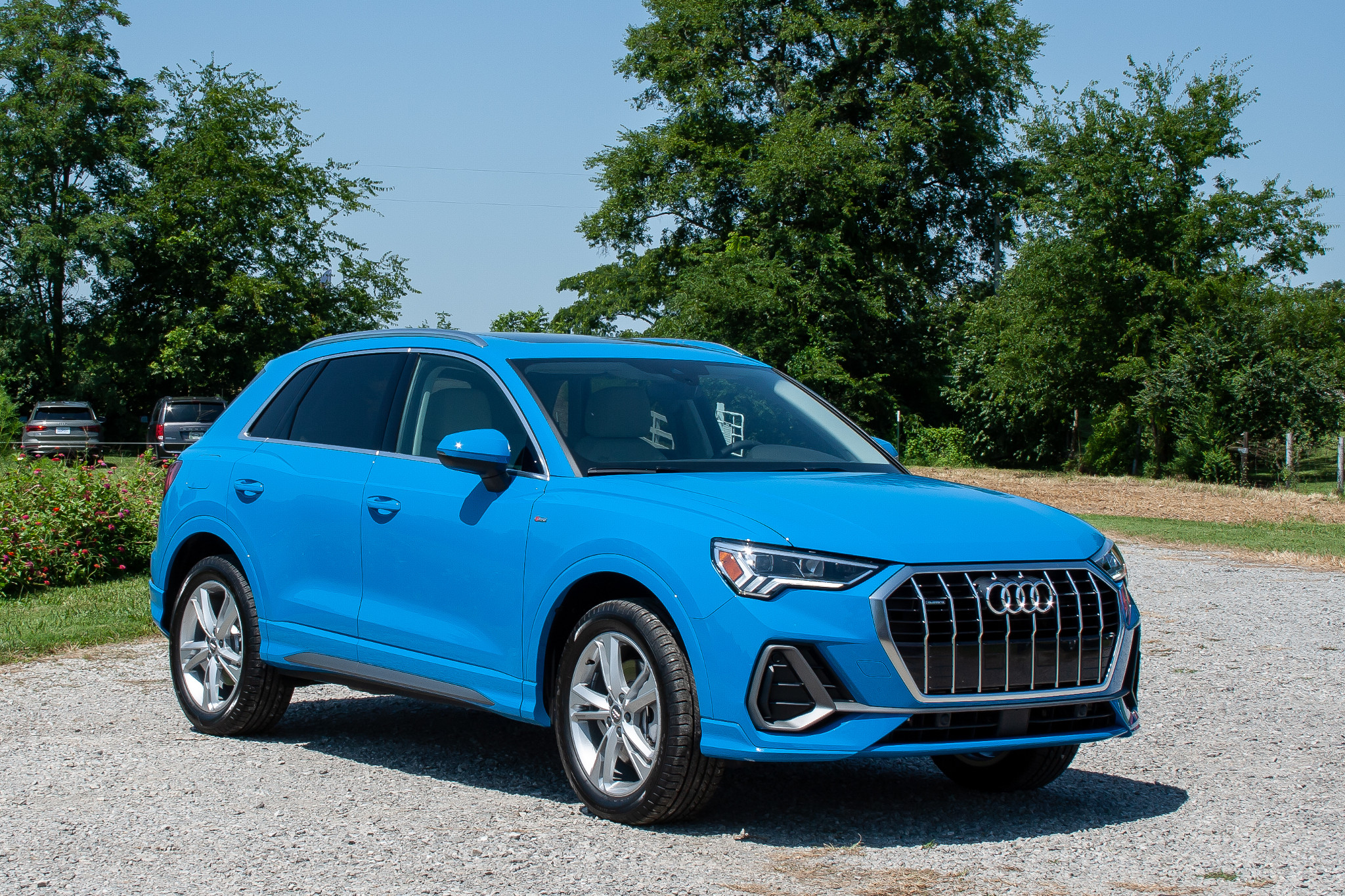 2019 Audi Q3 Video: Q3 Makes Luxury First Impressions