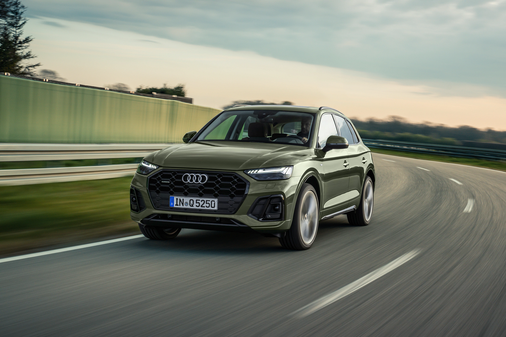 2021 Audi Q5 Doesn't Mess Much With a Good Thing