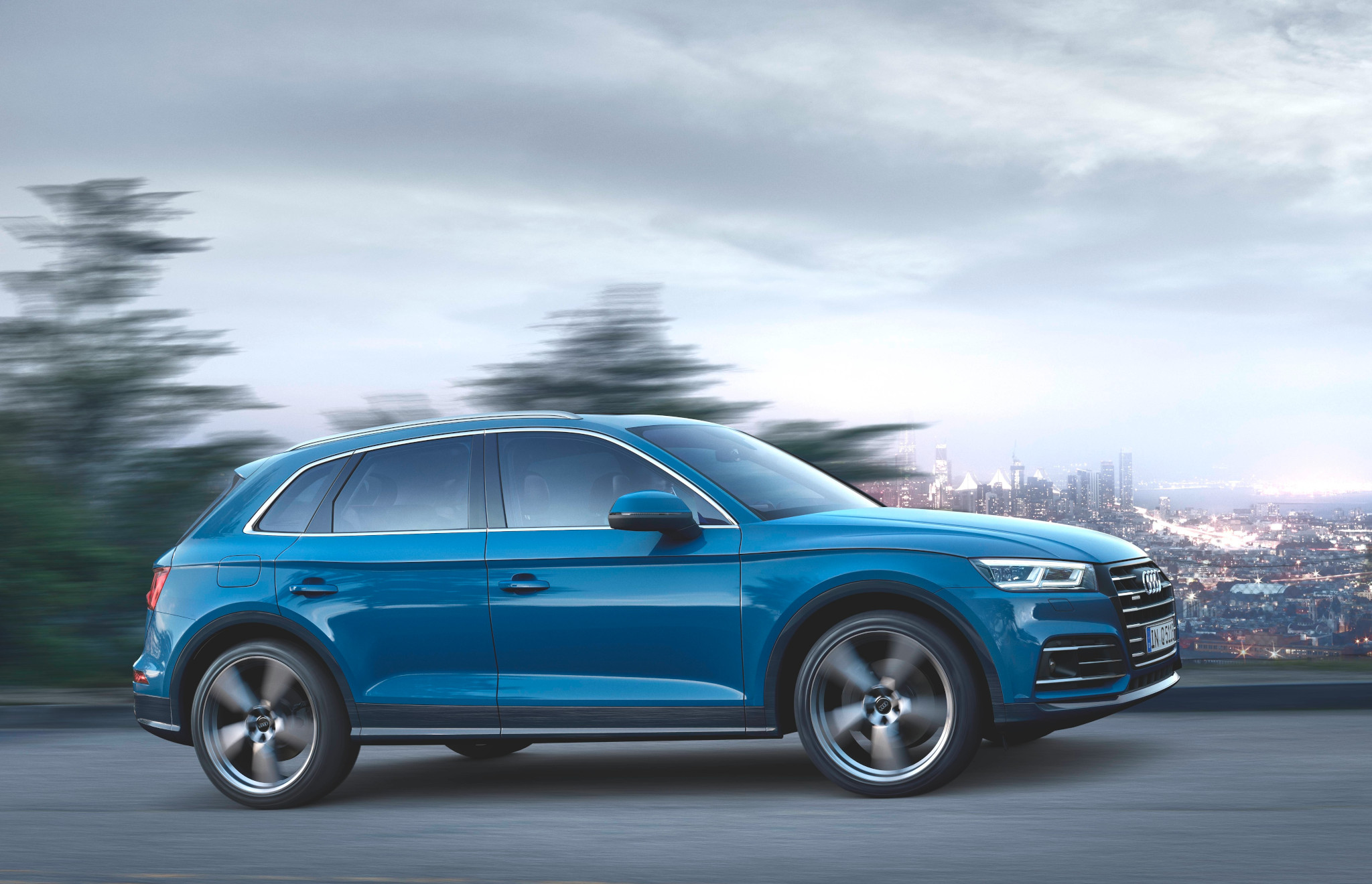 Audi Prices 2020 Q5 SUV and A8 Sedan Plug-In Hybrids