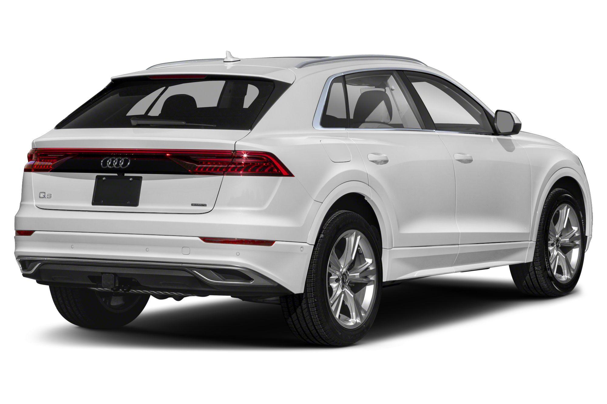 2020 Audi Q8: Recall Alert