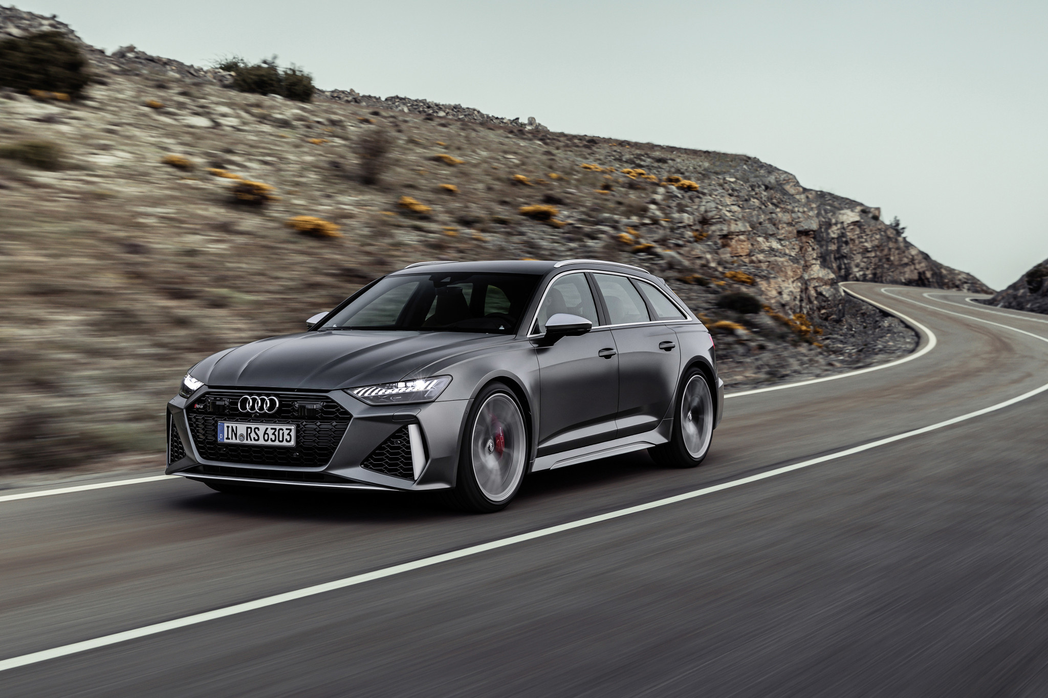 Hey, Cool Dad! The Audi RS6 Avant Wagon Is Coming Stateside