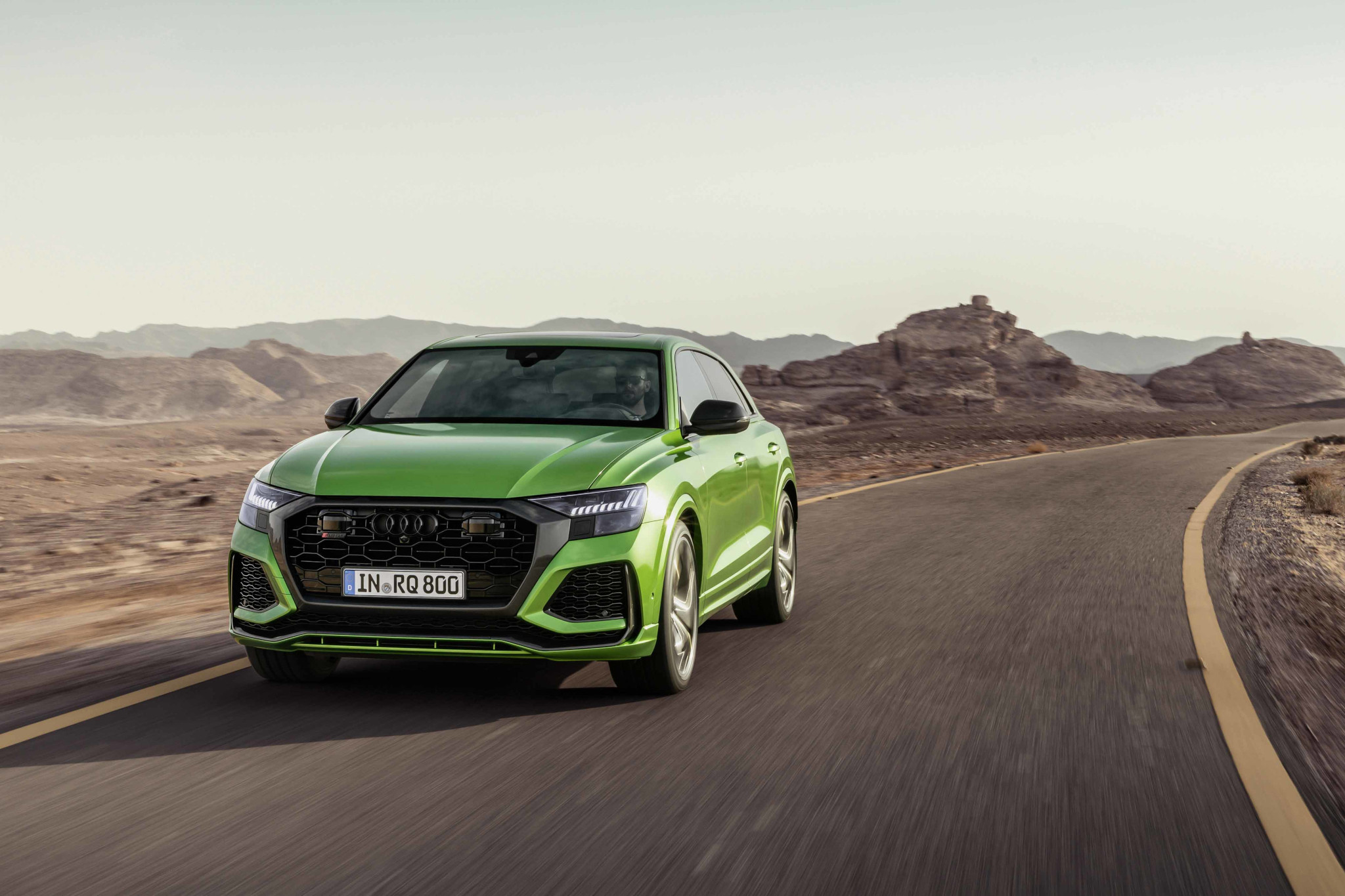 2021 Audi RS Q8: The School Drop-Off Lane Just Got a Lot Cooler