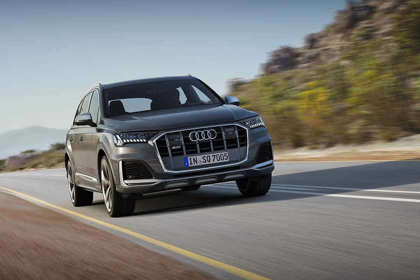 2020 Audi SQ7 and SQ8: 6 Things Performance SUV Shoppers Will Wanna Know