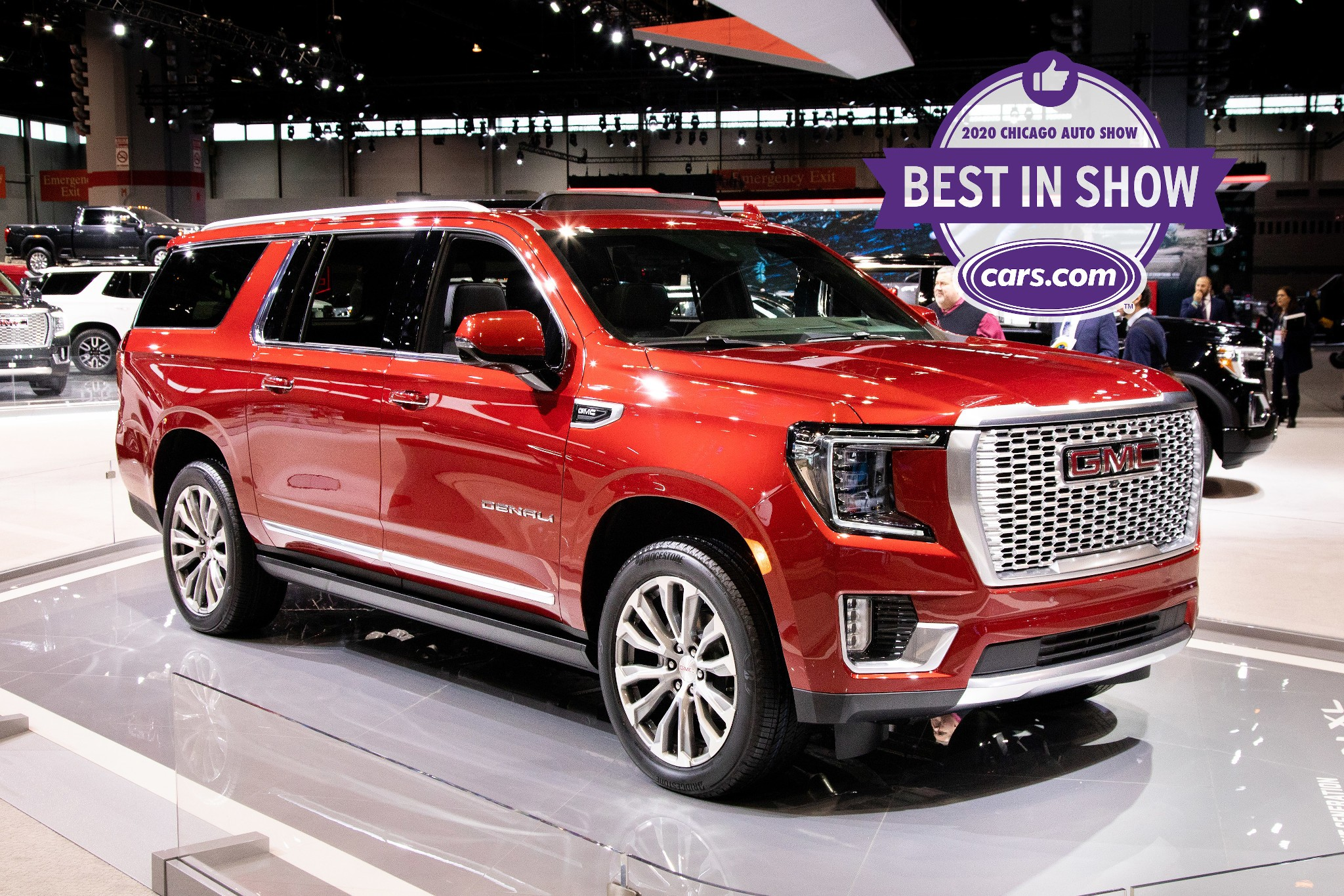 2020 Chicago Auto Show Best In Show News Cars Com