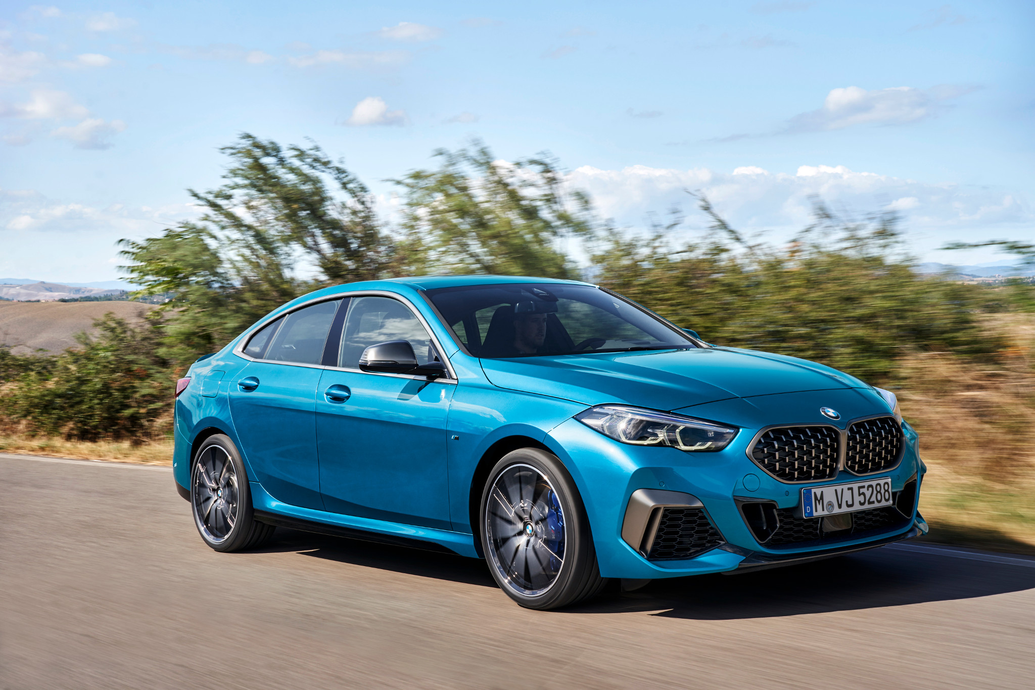 2020 BMW 2 Series Gran Coupe Poised to Take on Mercedes CLA