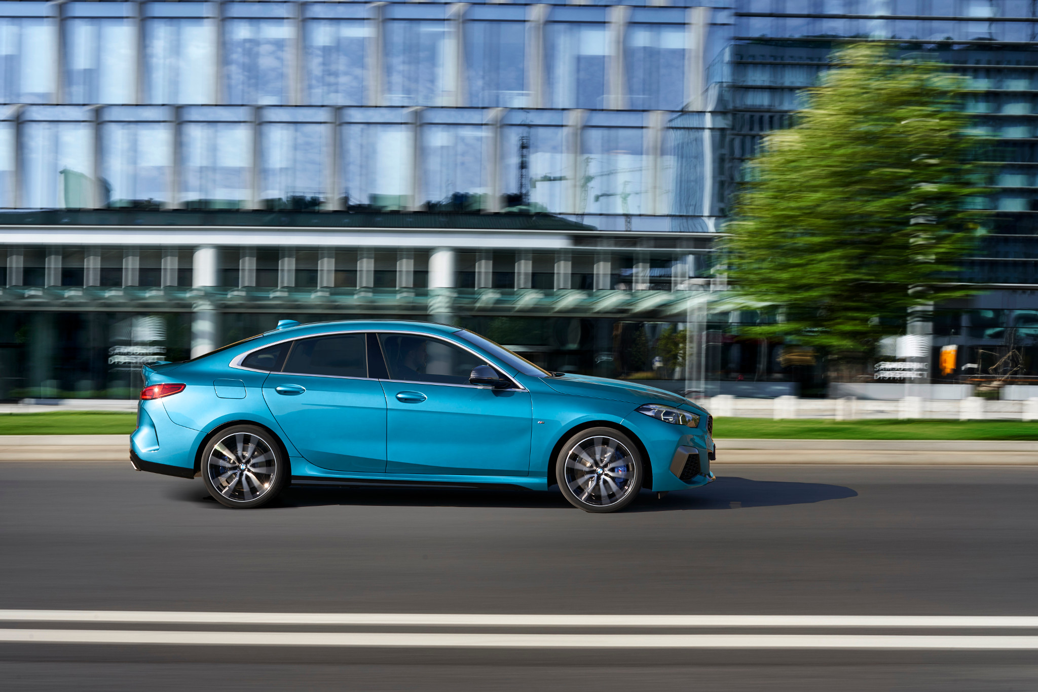 2020 BMW 2 Series Gran Coupe: Small But Spendy